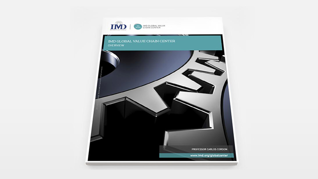 IMD Global Centers - publication