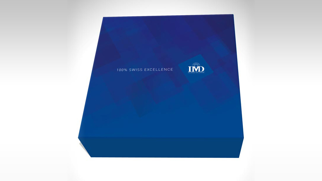 IMD chocolate box