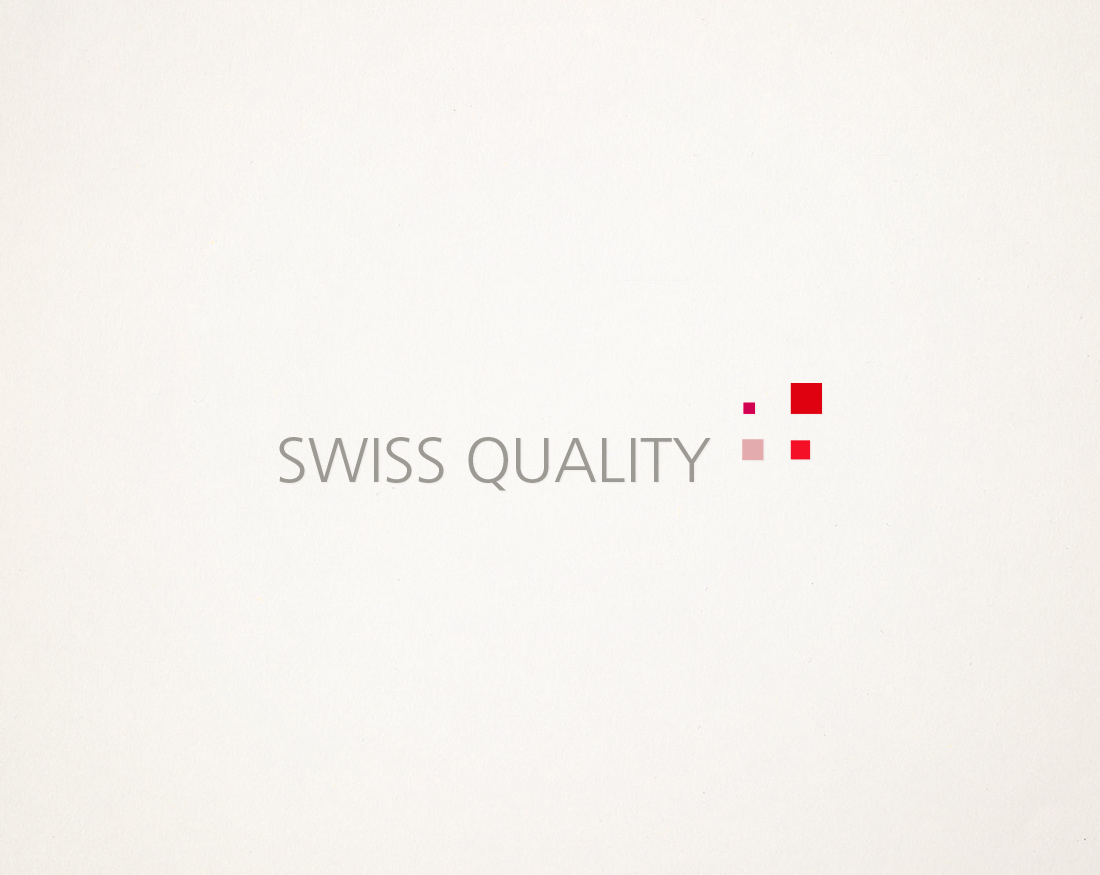 Logo Swiss Quality by Mariana Alt